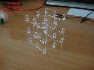 Cubo de Leds 3x3x3