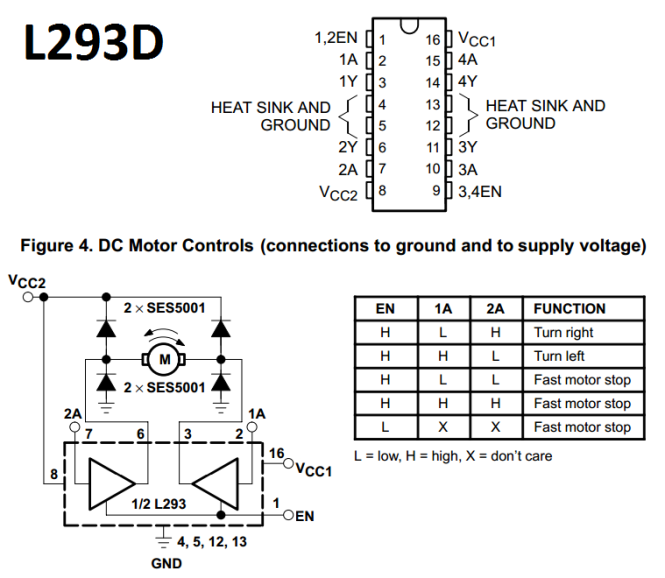 L293D-Datasheet
